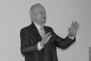 Żegnamy dyrygenta i pedagoga Otokara Winklera