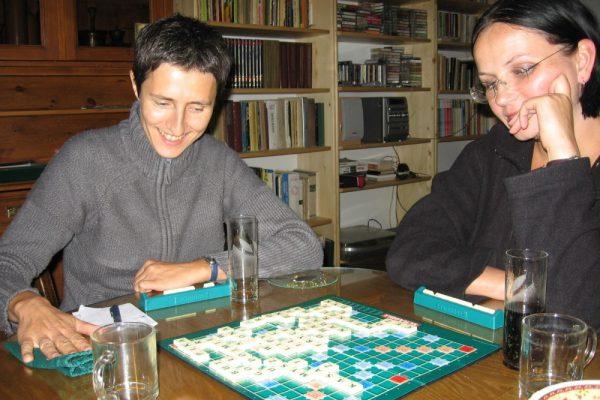 Dziś jest Dzień Scrabble