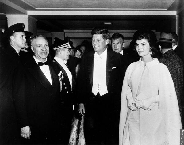 Bliskie stosunki Johna F. Kennedy'ego z Polską