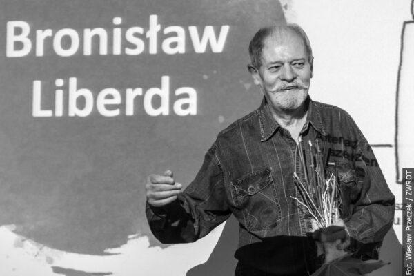 Nie żyje Bronisław Liberda