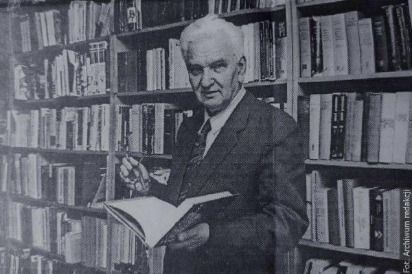 Wspominamy prof. Edmunda Rosnera