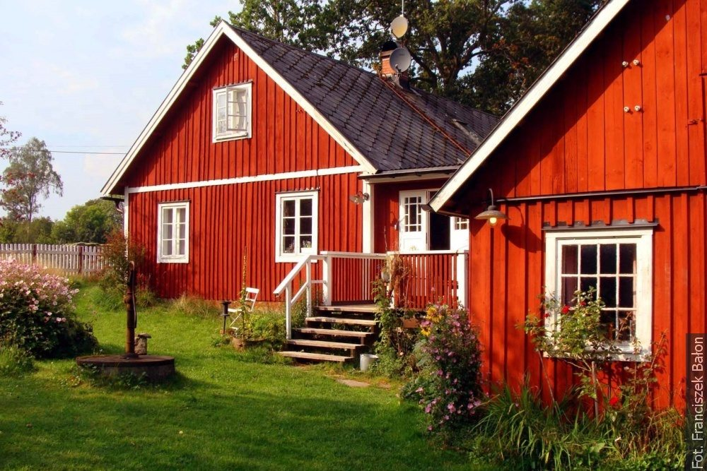 Notatki z podróży: Pierwsze tygodnie w Szwecji