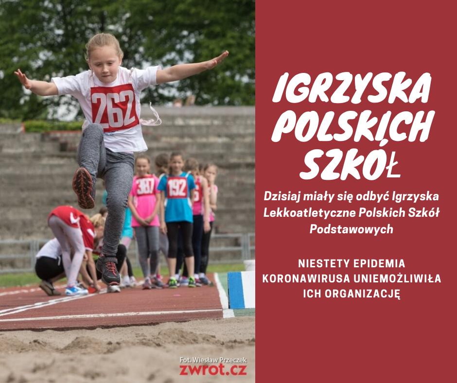 Dziś nie będzie Igrzysk Lekkoatletycznych w Trzyńcu. Tak relacjonowaliśmy je w 2017 roku