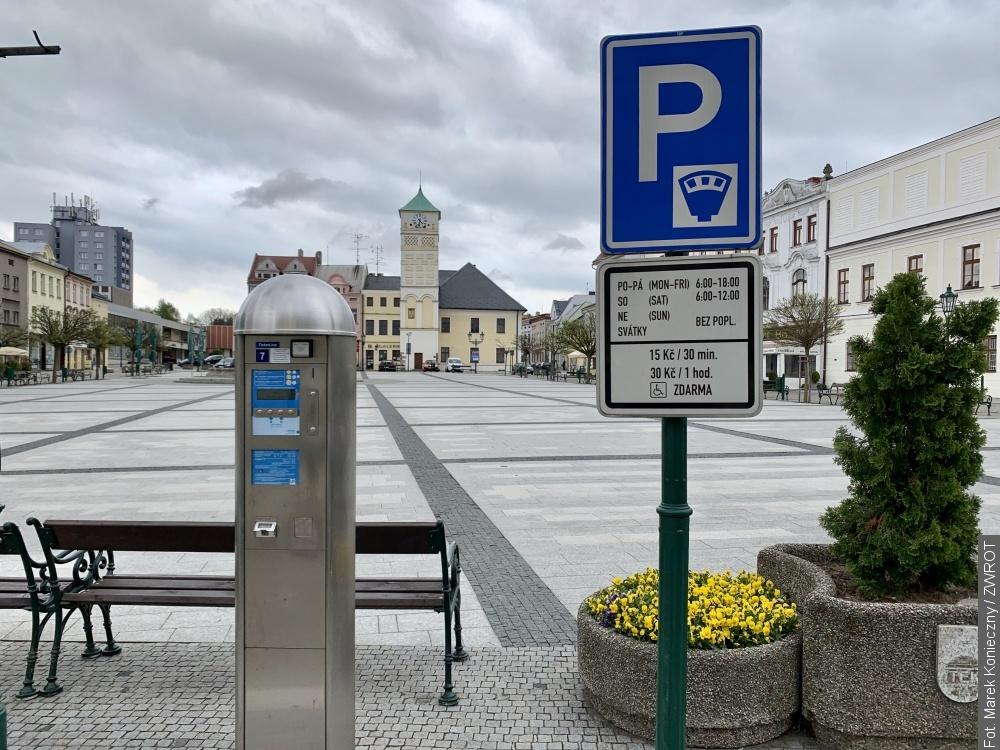 Znowu płacimy za parkingi w centrum miasta