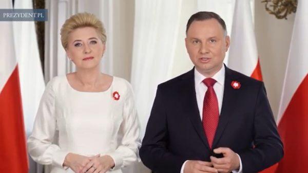 Napływają życzenia z okazji Dnia Polonii  i Polaków za Granicą
