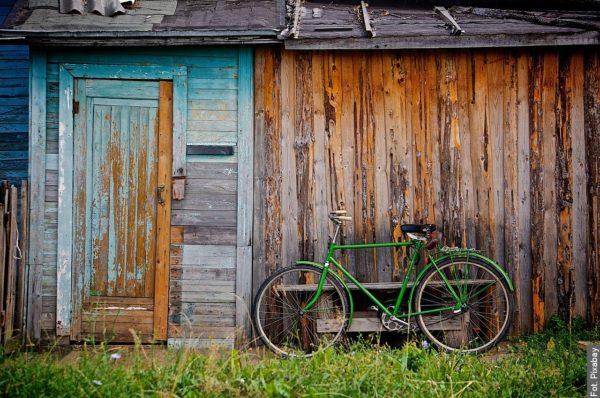 Rowery znów powędrują do Afryki