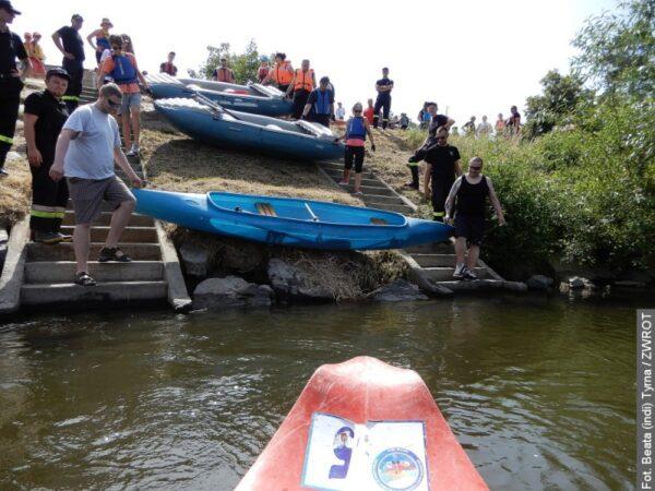 Bogumin odwołuje otwarcie sezonu na rzece Odrze z powodu zamkniętej granicy