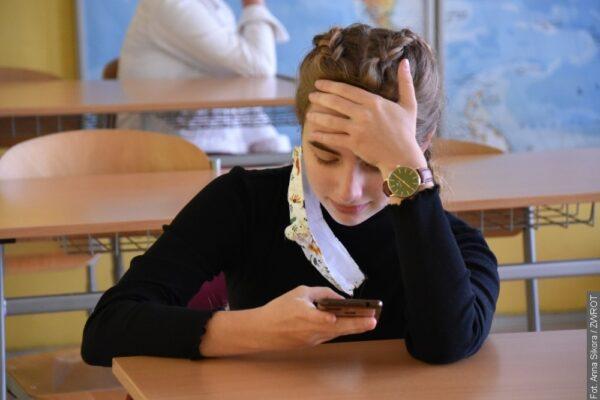 Dziś uczniowie klas dziewiątych zdawali egzaminy do gimnazjum