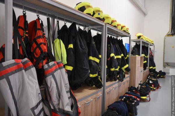 📷W Jabłonkowie mają nową siedzibę nie tylko strażacy