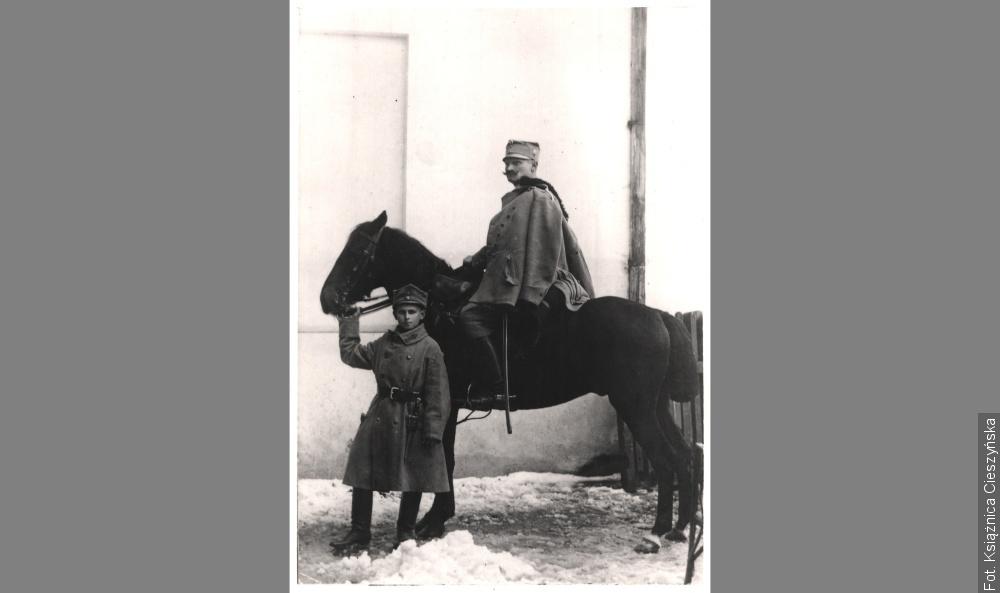 Przed stu dwudziestu laty urodził się najmłodszy polski legionista ze Śląska Cieszyńskiego