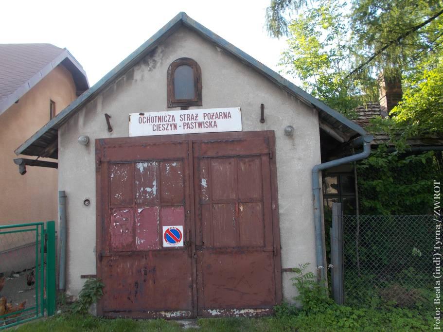 Pożarnictwo po I wojnie światowej na Śląsku Cieszyńskim