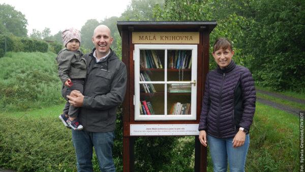 W Wędryni powstała mała darmowa biblioteka