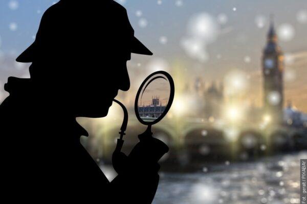 LEKTURA NA WAKACJE. Sherlock Holmes