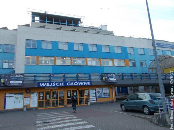 W Cieszynie z powodu zakażenia koronawirusem zamknięto jeden z oddziałów szpitalnych