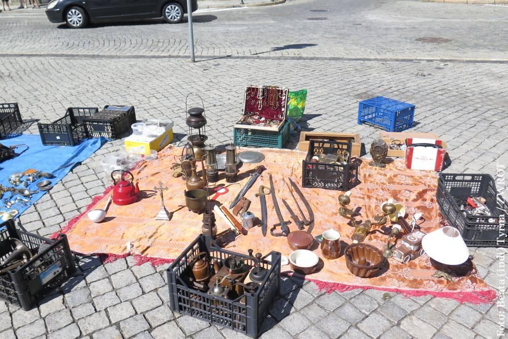 Targi staroci na cieszyńskim Rynku już w najbliższą niedzielę