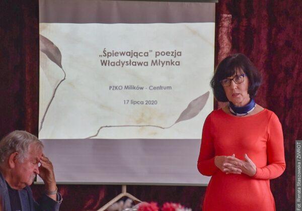 Władysław Młynek bohaterem spotkania w Milikowie