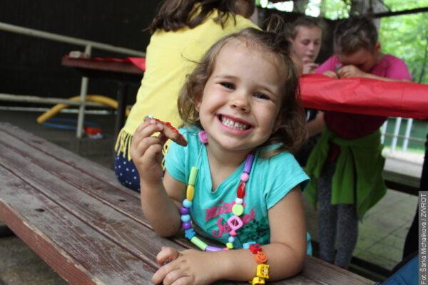Słodkie warsztaty nie tylko dla najmłodszych zorganizowano na Osówce