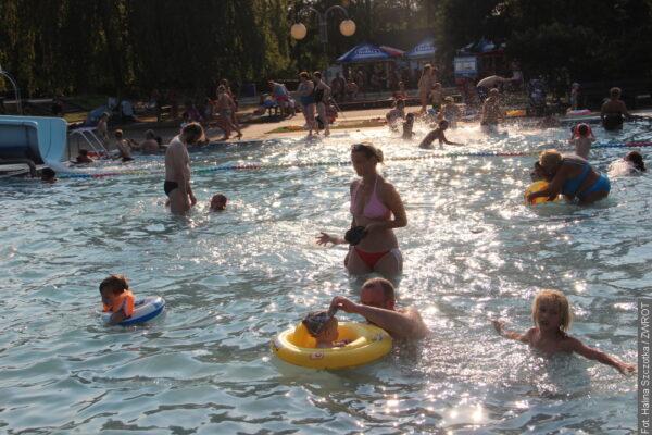 Kąpieliska są znowu otwarte. Cz. 1. – kąpieliska po czeskiej stronie