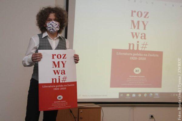 Literatura polska na Zaolziu 1920–2020 na wystawie w Książnicy