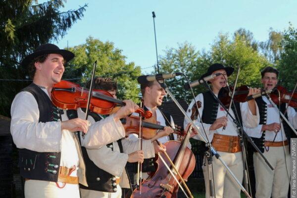 Kolejna muzyczna środa w Bystrzycy