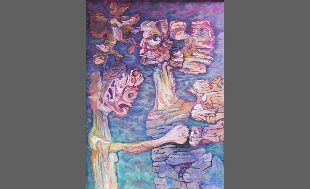 W drugiej połowie wakacji Galeria Miejska w Trzyńcu wystawi prace lokalnego artysty Jana Bocka