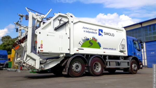 Spółka Smolo wymieni w Trzyńcu wszystkie pojemniki na śmieci
