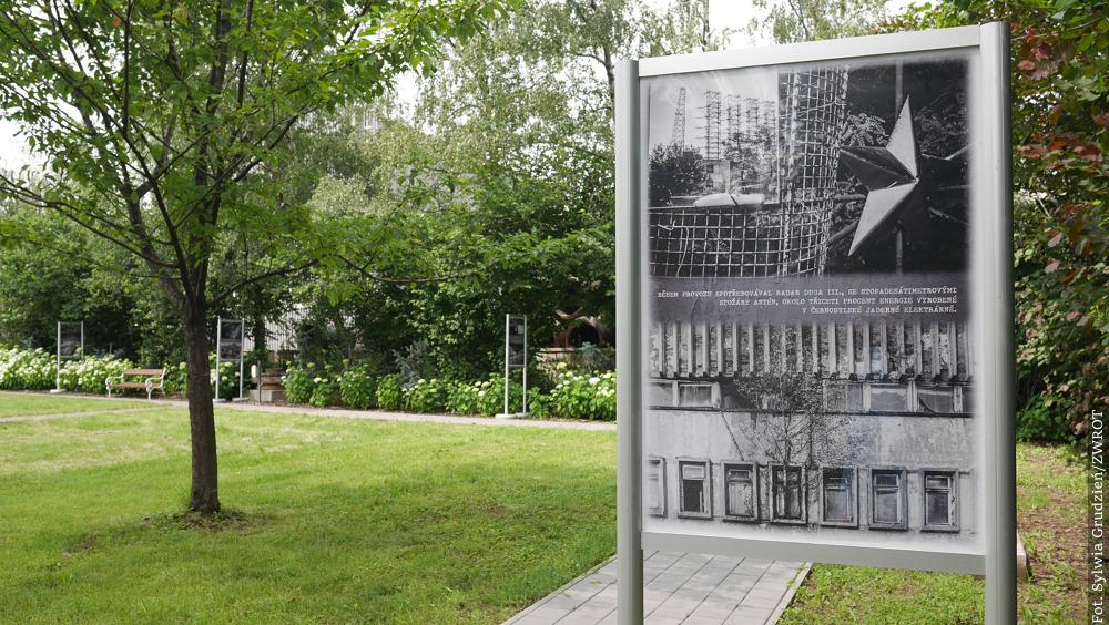 Muzeum Huty Trzynieckiej  i Miasta Trzyńca otworzyło wystawę o Czarnobylu