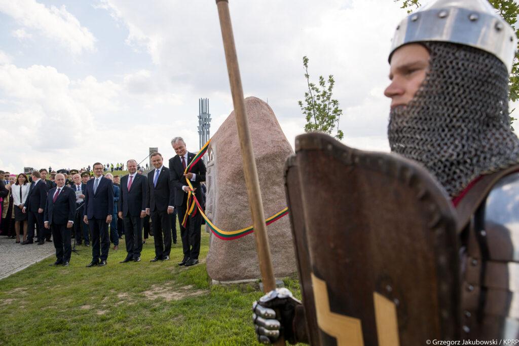 Obchody 610. rocznicy bitwy pod Grunwaldem