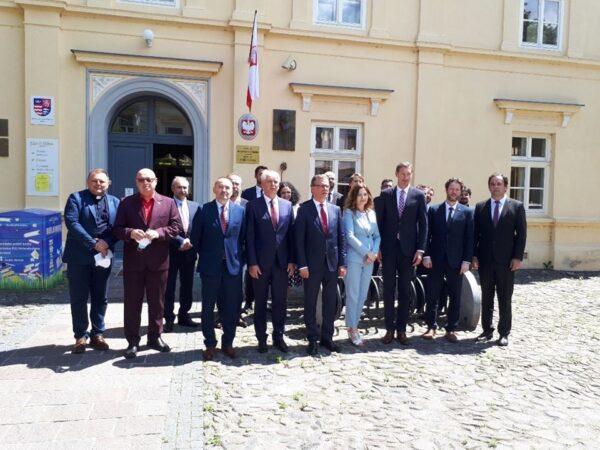 W Preszowie otwarto konsulat
