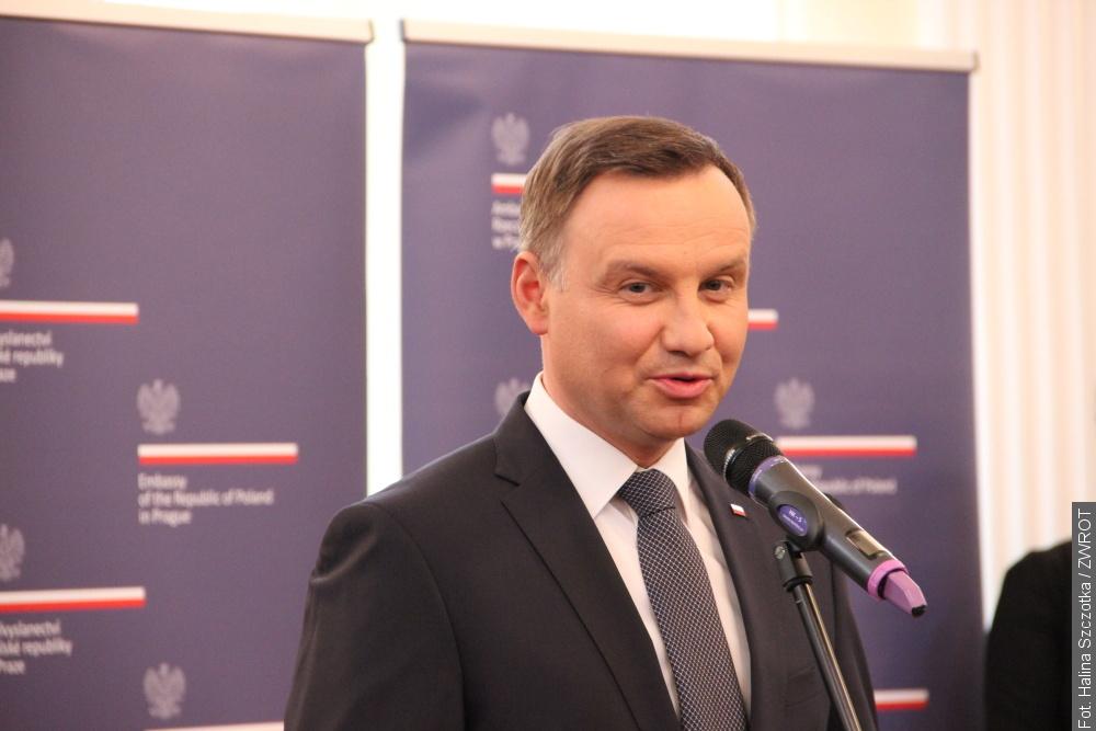 Prezydent Andrzej Duda ma koronawirusa