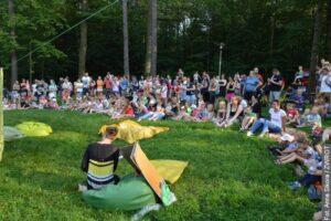 Odwołano prawie wszystkie lipcowe imprezy miejskie w Trzyńcu