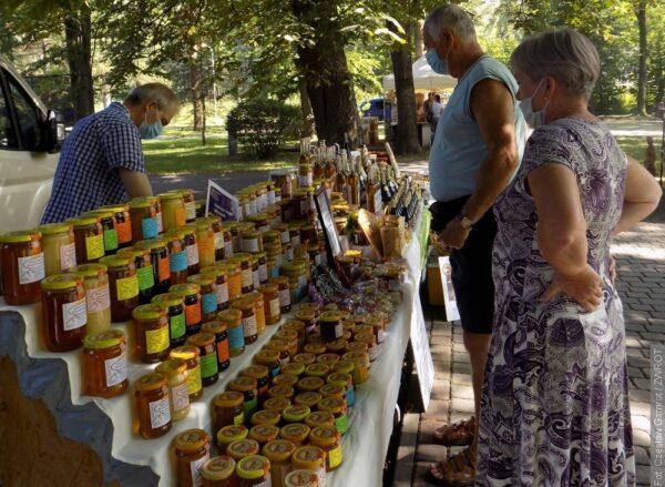 W Ustroniu odbyła się  Międzynarodowa Wystawa Produktów Regionalnych