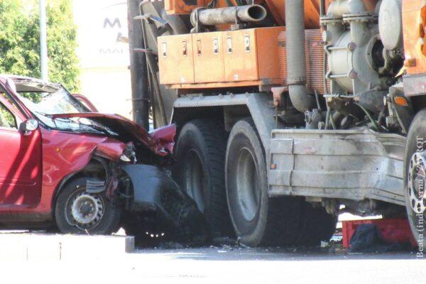 Śmiertelny wypadek na Katowickiej