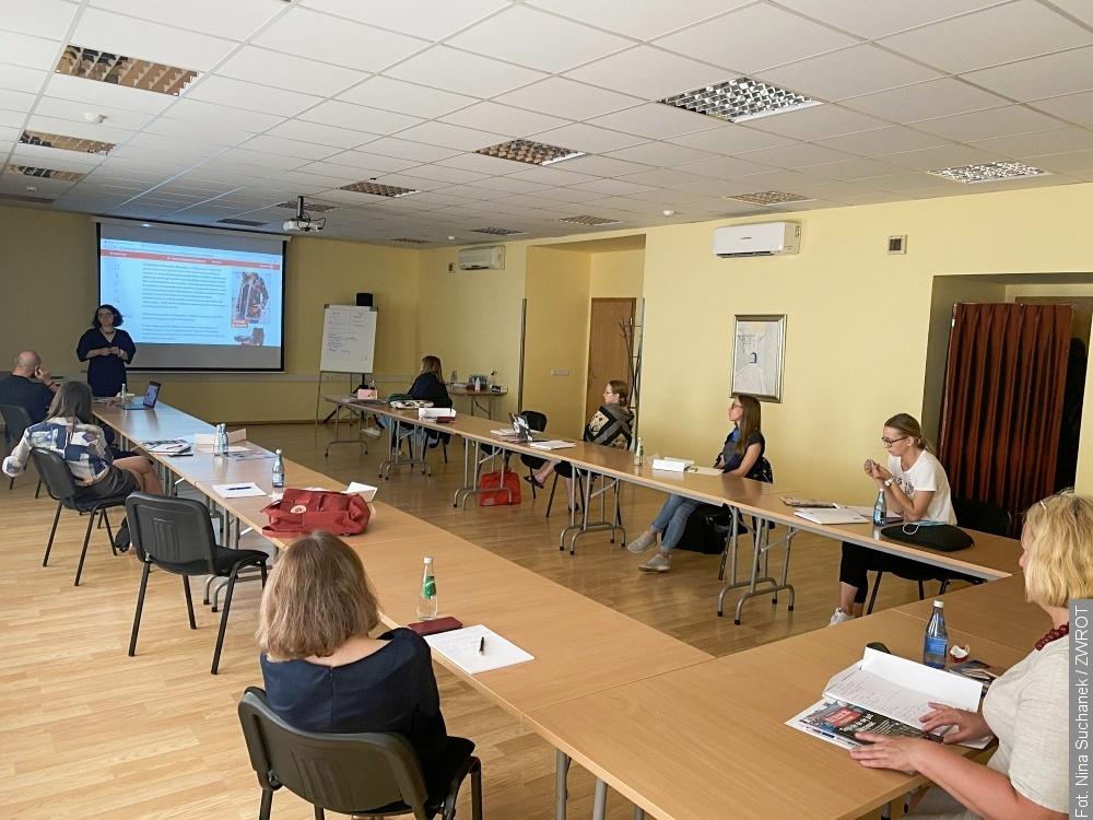Polonijni dziennikarze szkolą się w Wilnie
