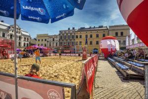 Plaża Open wróciła do Cieszyna. Burmistrz przeciwko dyskryminacji zawodniczek