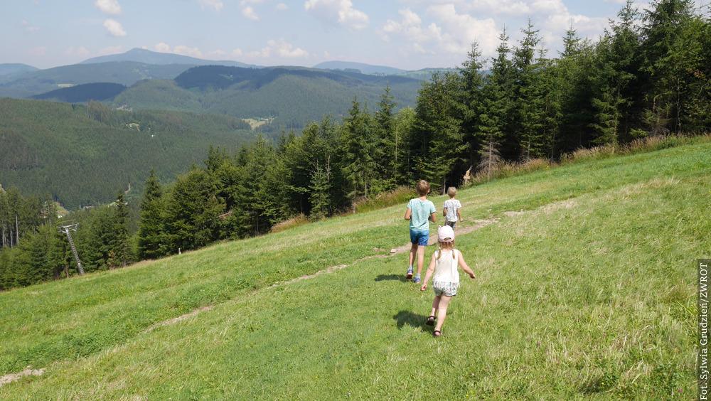 Idealna trasa na wycieczkę w góry z dzieckiem