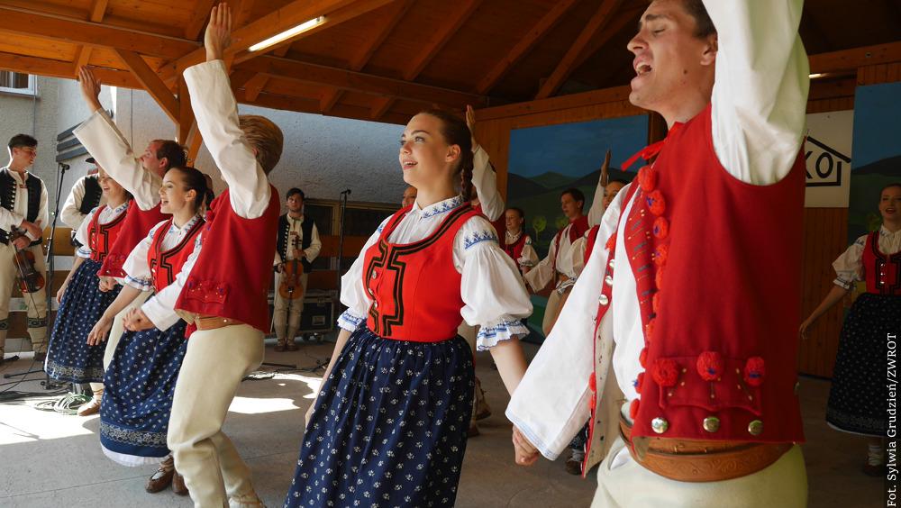 Zobaczcie, jak było na Przeglądzie Kapel Ludowych i Zespołów Tanecznych z Trójstyku