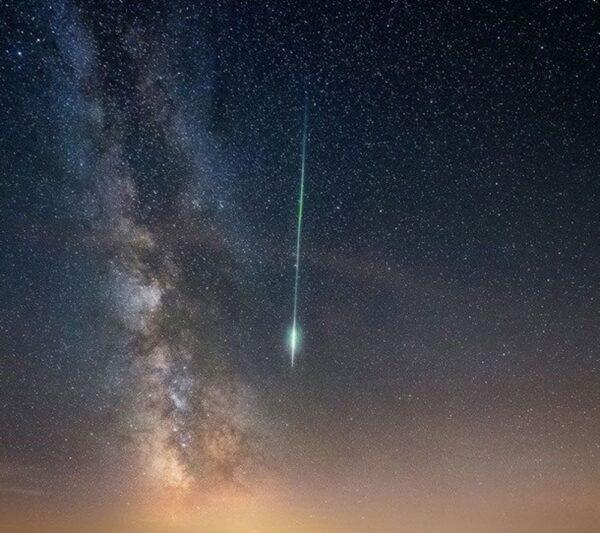 Jak śledzić rój meteorów?