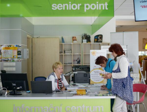 Biblioteka w Trzyńcu uruchamia specjalną poradnię, która nauczy seniorów obsługiwać komputer
