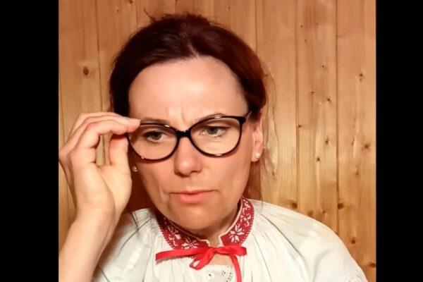 Opowiadanie Anieli Kupiec czyta Barbara Szotek-Stonawski