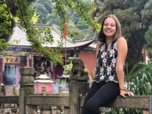 Pojechała do Chin na stypendium. Zdążyła wrócić przed epidemią