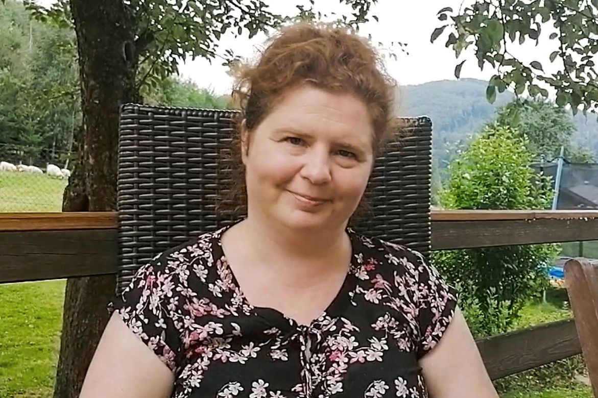 Wiersz Anieli Kupiec czyta Maria Kajfosz