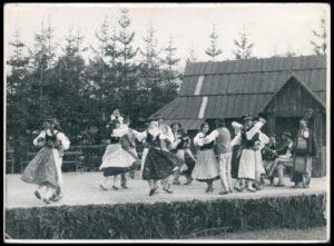 Skąd wziął się pomysł zorganizowania imprezy inspirowanej góralskim folklorem?