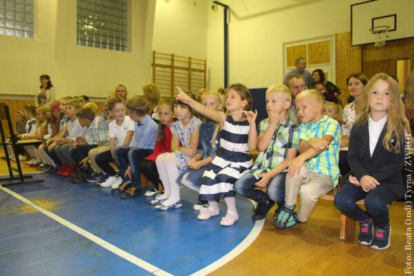 Minimalistycznie, ale się odbyło. Rozpoczęcie roku szkolnego w polskiej szkole w Czeskim Cieszynie.