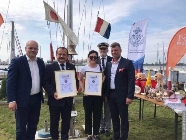 Cieszyn i Czeski Cieszyn połączyła Nagroda Przyjaznego Brzegu