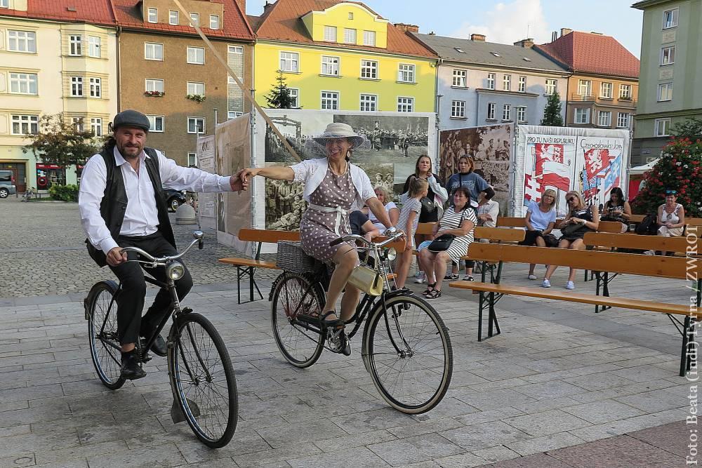 Powstanie Czeskiego Cieszyna świętowano na jarmarku