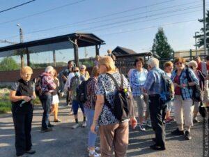 Na Beskidzioków, którzy udali się do Wędryni-Zaolzia, czekała niespodzianka