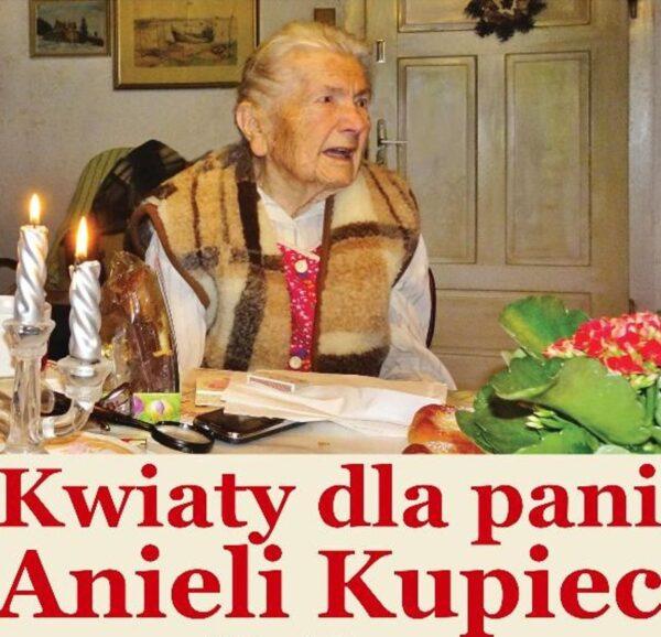 """W piątek rusza wystawa """"Kwiaty dla pani Anieli Kupiec"""""""