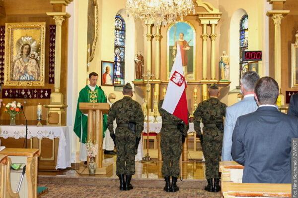 Msza święta z okazji 88. rocznicy tragedii bohaterów Żwirki i Wigury