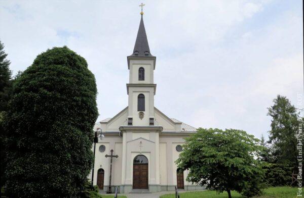 Spacery ze Zwrotem: Kościół pw. św. Józefa w Suchej